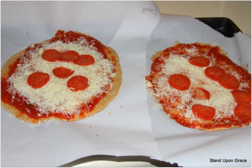 happy pizzas