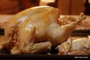 remove chicken