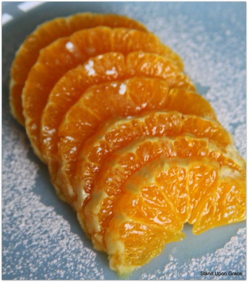 special oranges
